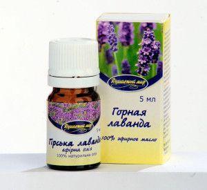 Ефірні масла від безсоння - ароматерапія порушень сну