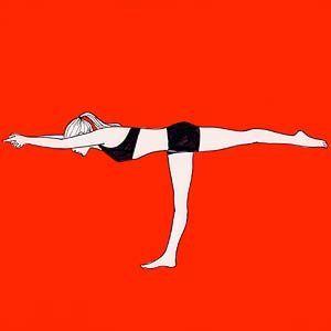 Йога для схуднення: кращі пози