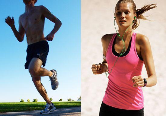 Як бігати, щоб схуднути? Фітнес для мозку