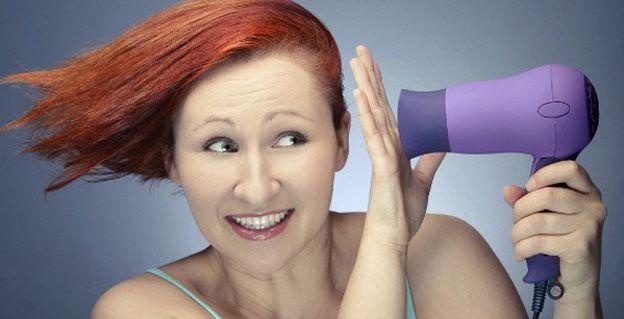 Не сушити волосся перед завивкою