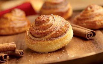 Цинамонові булочки (сіннабон) - рецепт приготування