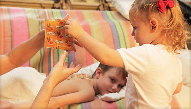 З якого віку дітям можна ставити банки