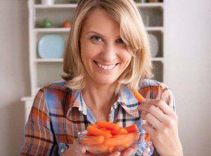Морква - унікальний жиросжигатель, який допоможе в боротьбі із зайвою вагою
