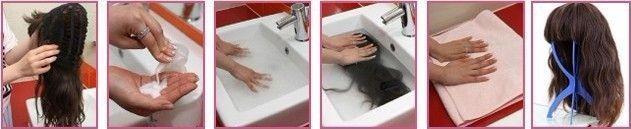 Про нарощене волосся. - косметичка
